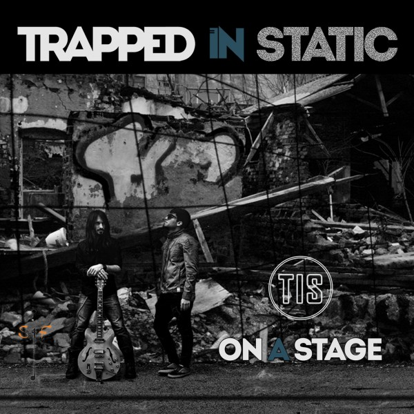 On A Stage (Cover-Front)
